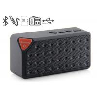 Wholesale X3 Mini Bluetooth Speaker TF USB FM Radio Wireless Portable Music Sound Box Subwoofer Loudspeakers With Mic For iPhone A from china suppliers