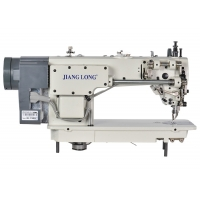 Wholesale 250*125mm Automatic Thread Cutting, Automatic Backstitch Single Needle Sewing Machine from china suppliers