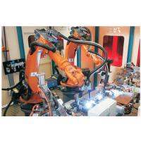 Buy cheap Intelligent Welding Robot for Industrial ProductionWelding Robot machine from wholesalers