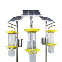 Buy cheap Solar Pest Control Killer with 13W Insecticidal Lamp 20W Solar Panel Frequency from wholesalers