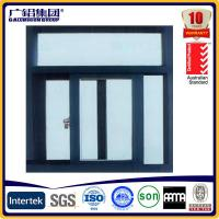 Buy cheap powder coated aluminium sliding window with screens from wholesalers