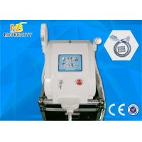 Wholesale Skin Tightening Wrinkle Removal Hair Removal 5 Filters E Light IPL RF from china suppliers