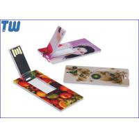 China Promotion Slim Card USB Flashdrives High Quality Best Service for sale