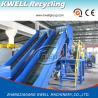 300-1000kg/h Plastic PET Bottle Recycling Machine, Plastic Recycling Machine, PET Flake Washing Line for sale