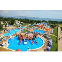 Wholesale Small Interactive Family Water Playground Equipment Kids Swimming Pool Water Slide from china suppliers