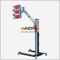 Quality Stainless Steel Infrared Curing Lamp Automatic Temperature Measurements for sale