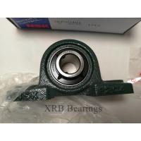 NSK UCP207 Flanged Roller Bearing , Pillar Block Bearings For Textile Machines And Fans
