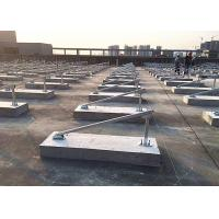 Wholesale Cement Blocks Solar Panel Roof Mounting Systems Iron Sheet Stainless Steel from china suppliers