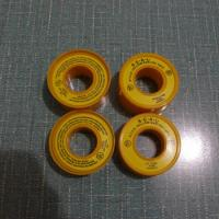 PTFE YELLOW GAS LINE TAPE 1/2 x 260 High Density Quality