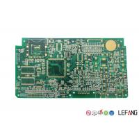 Wholesale OLED PCB Circuit Board FR - 4 Green Solder Mask For Company Daily Conference from china suppliers
