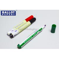 Wholesale Indelible marker invisible ink pen with for election voting , permanent marker pen from china suppliers