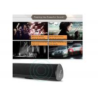 Wholesale Wall Mounted RCA Bluetooth Soundbar Speakers With Optical / Coaxial Input from china suppliers