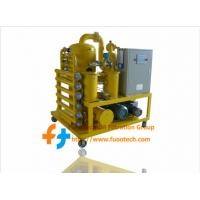 Wholesale Series ZYD-P Fully-automatic Transformer Oil Filtration Machine(with PLC system), Oil filtering, Oil filtration, from china suppliers