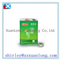 Wholesale Regional Olive Oil Tin Can from china suppliers