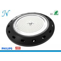 Buy cheap UFO LED High Bay Lights 150W AC 90-305V With MEANWELL Driver For Warehouse and Supermarket from Wholesalers
