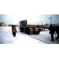 China 100m Snow Area Transport Semi Trailer Soft Surface Layer Polyester Composite Materials for sale