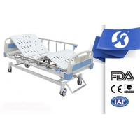 Wholesale High Technology Full Electric Hospital Beds For Home Use Central Locking from china suppliers