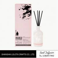 SGS ITS BV Scented Oil Reed Diffuser , Natural Reed Diffuser Customized Fragrance