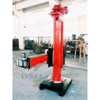 Wholesale Fix Column And Boom Welding Manipulators Light Duty For 1500mm Diameter from china suppliers