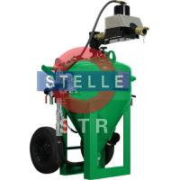 Wholesale Mobile Mobile Sandblasting Equipment Dustless for Marine Off Shore Rust Paint from china suppliers