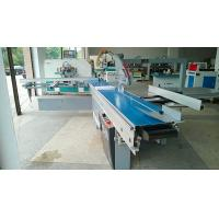 Quality High Precision Timber Woodworking Machinery , Wood Table Saw With 2 Saw Blades for sale