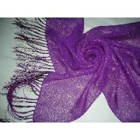 Wholesale Purple Shiny Scarf (LC-C219) from china suppliers