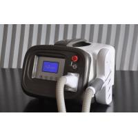 Wholesale Medical Beauty Equipment For Eliminate Tattoo Removal , Nevus Laser Removal from china suppliers
