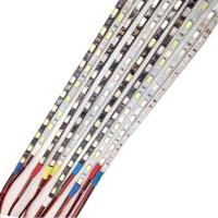 5MM 5730 LED Strip Light 90CM 60LEDs SMD IP65 Waterproof 12V Black White PCB for sale