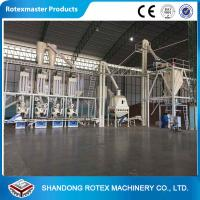 Wholesale Complete Biomass Fuel Briquette Pellet Manufacturing Machine With CE ISO from china suppliers