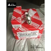 Quality Copper Toyota Spark Plugs 90919-01155 With DENSO 3235 QJ16AR-U 19mm Length for sale