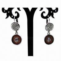 Wholesale Antique Drop Earrings, Fashionable Design from china suppliers