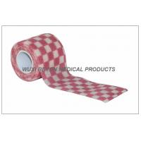 Quality Cohesive Elastic Bandage Elastic Wrap For Joint And Dressing Fixation for sale