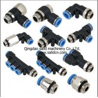 Wholesale Pneumatic fitting/G-Thread Fitting/air fittings/(PC/PL/PB/PH) from china suppliers