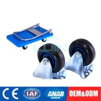 Wholesale 1 tire portable flatted platform hand trolley & Utility Service Cart from china suppliers