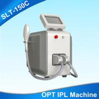Buy cheap Portable SHR IPL Hair Removal Machine , Multifunction OPT Elight IPL RF Beauty Device from wholesalers