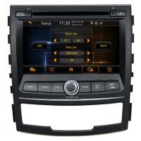 Wholesale Car audio and video player for SsangYong Korando 2010-2013 with gps navigation OCB-7067 from china suppliers