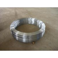 Wholesale inconel UNS N06600 forging ring shaft from china suppliers