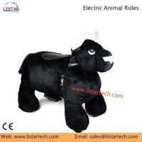 Quality walking ride on mall bike motorized child cover happy rides on animal for sale