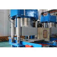 Buy cheap Blue 45.6kw 250 Ton 3 RT Plate Vulcanizing Machine High Efficiency from wholesalers