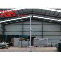 Wholesale Temporary Construction Shoring Jack Post , Adjustable Steel Builders Prop from china suppliers