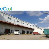 China Food Fresh Keeping Cold Storage Logistics , 15000 Tons Cold Storage Transfer for sale