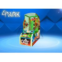 Commercial Basketball Arcade Game / Indoor Basketball Arcade Machines Coin Operated for sale