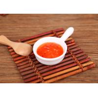 Wholesale Red Thai Chili Paste Seasoning , Sweet And Spicy Thai Chili Sauce FDA HACCP ISO from china suppliers