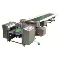 Buy cheap Automatic Paper Sheet Feeding Pasting Machine, Automatic Feeding, Hot-melt Glue from wholesalers