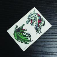 Custom long lasting  removable waterproof  temporary tattoo sticker for boay