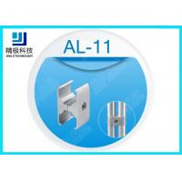 Wholesale Plate Type Connection Sandblasting Aluminium Tube Joints Parallel Holder AL-11 from china suppliers