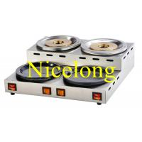 Wholesale Nicelong coffee equipment 4 head coffee machine two boiler two warmer SBW-4 from china suppliers