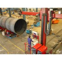 Wholesale Auto Pipe Welding Manipulators for Tank Straight Seam / Circle Seam from china suppliers