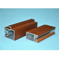 Wholesale 6063-T5 Wood Grain Aluminum For Office Room GB/5237.1-2008 from china suppliers