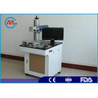 Wholesale Raycus Portable CO2 Laser Marking Machine For Stainless Steel High Speed from china suppliers